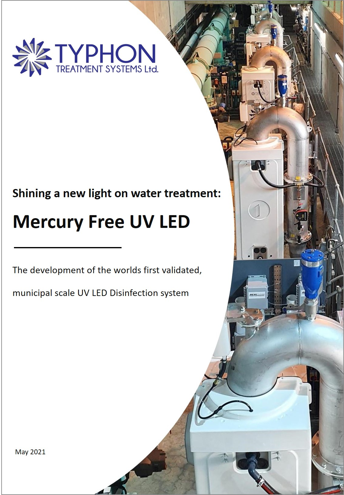 UV LED Disinfection White Paper publication
